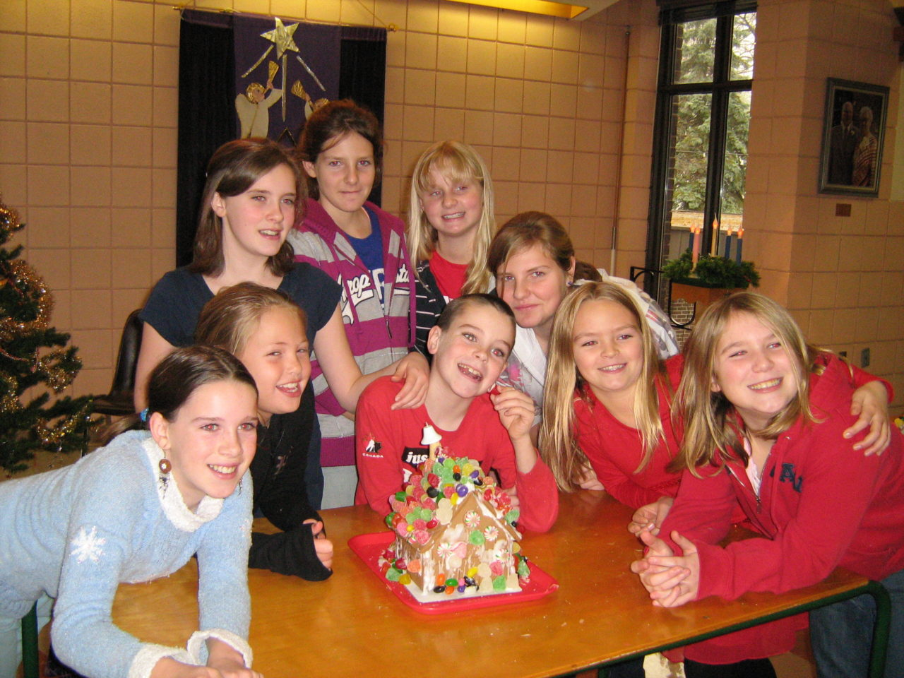 Youth Group from past website